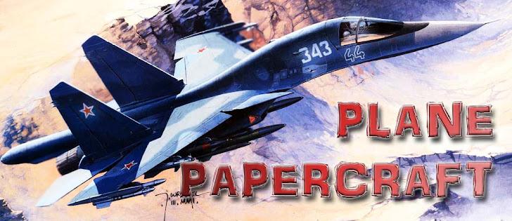 Plane Papercraft