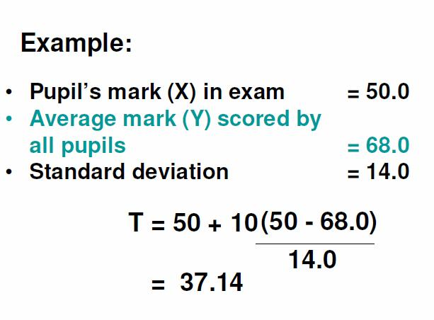 General article : PSLE T-Score Calculation | TuitionDIY