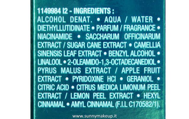 Garnier Fructis - Rigenera Forza. Lozione di rinnovamento capillare. L'Inci.