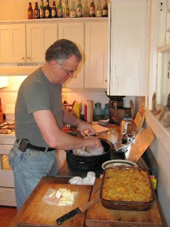 Chef Jim, producing (11/25/2010)
