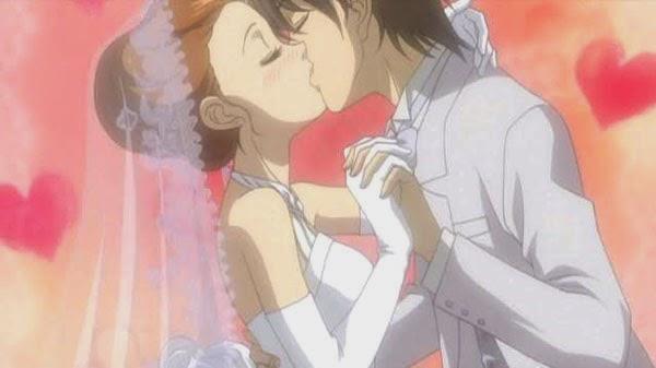 Itazura Na Kiss - nikah