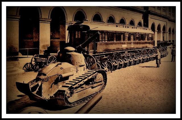 vagon 2419D rendicion alemana rendicion francesa