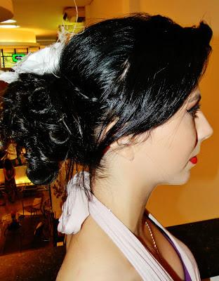 penteado de noiva rp