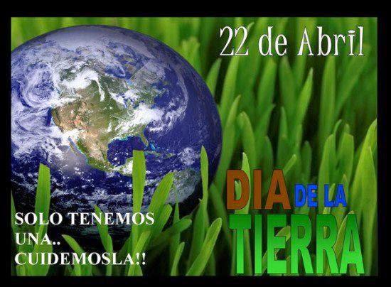 Dia de la Tierra...
