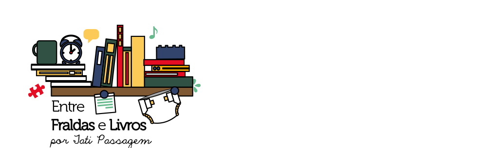 Entre Fraldas e Livros