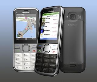 Terminal Nokia con Teclado