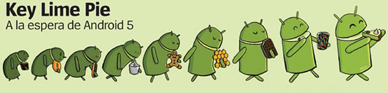 Key Lime Pie, la siguiente versión de Android