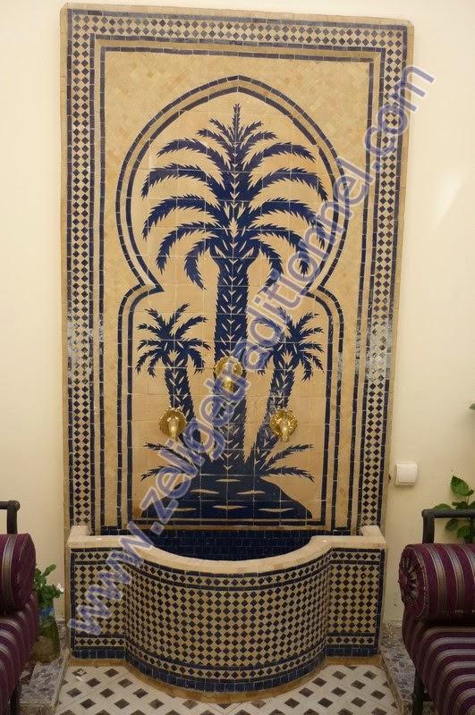 Salle De Bain Marocaine Zellige : … zellige marocain casablanca, zellige marocain salle de bain , zellige