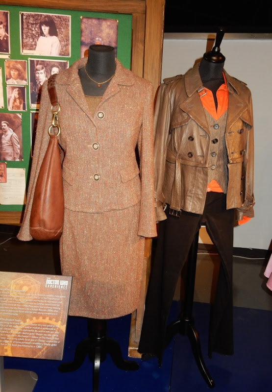 Sarah Jane Smith Doctor Who costumes