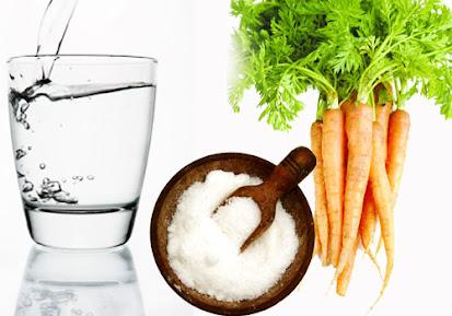 Ramuan Obat Herbal (Bahan Alami) Untuk Mengobati Susah Buang Air Besar