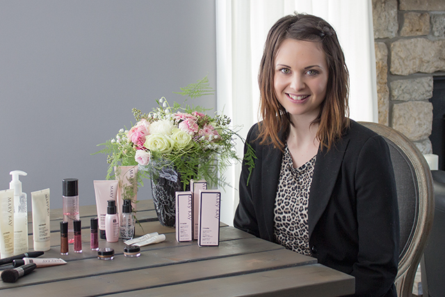 Bethany Funk, Mary Kay rep.