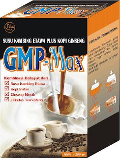 Susu Kambing GMP Max Kopi Ginseng
