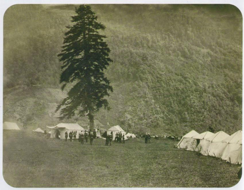 Zarische Truppen, Krasnaja Poljana, 21.5.1864