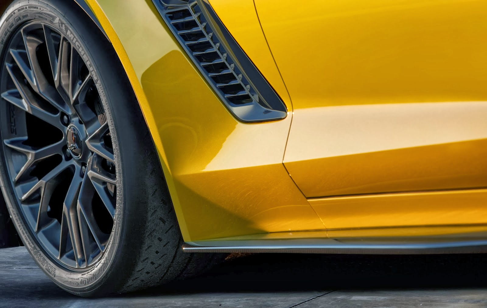 2015 Chevrolet Corvette Z06 Debut Planned
