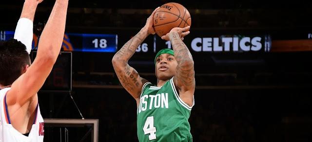 Celtics beat Knicks, remain in 8th spot
