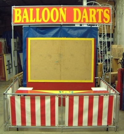 Balloon Dart Game3