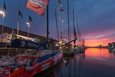 Le Havre, Transat Jacques Vabre, souvenirs de 2013.
