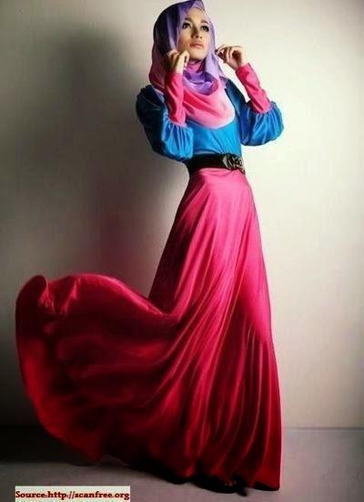 Tenue hijab été 2014