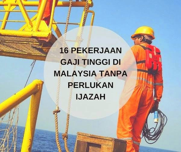 apa apa boleh bah: 16 Jobs With Salaries Highest In MALAYSIA without ...