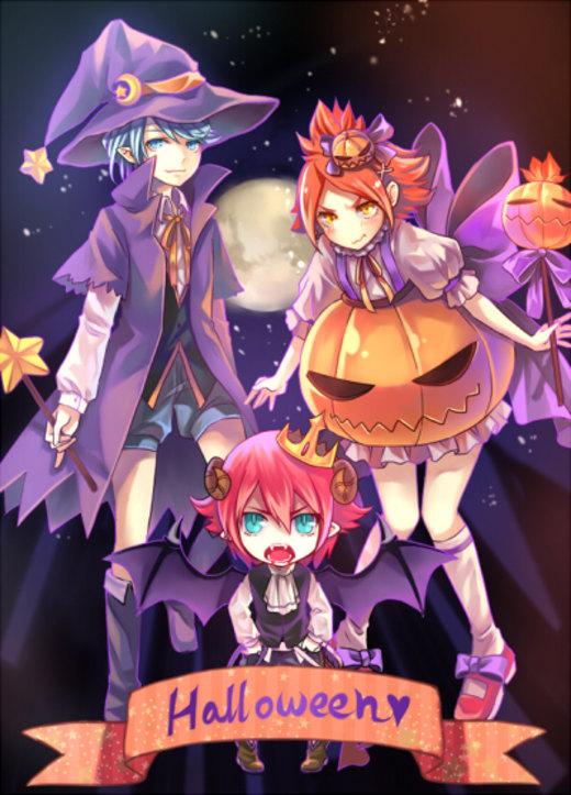 happy helloween por momori68