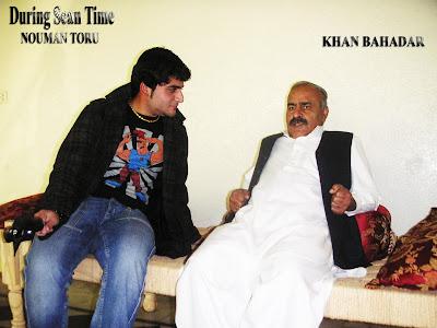 Khan Bahadar Nouman Toru