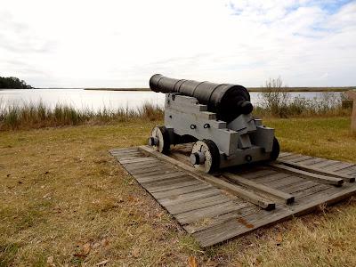 Fort Frederica St Simons