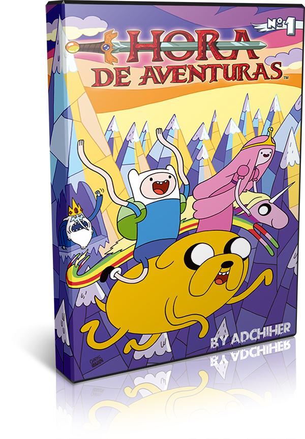 Hora de Aventura – Temporada 1 (Español Latino)