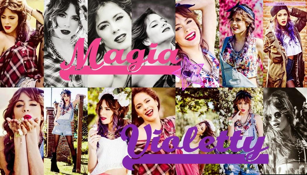 Magia Violetty
