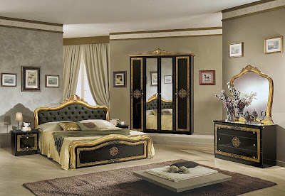 Classic Italian Bedroom Sets
