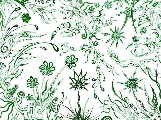 Série - Jungles colorées Jungle+verte+3+%28plus+petite%29