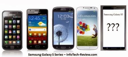 Samsung Galaxy S5: Review, Spesifikasi Terlengkap