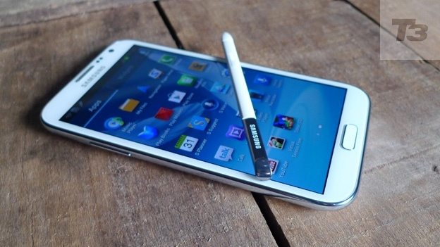 Samsung Galaxy Note II, Biggest Samsung Phablet