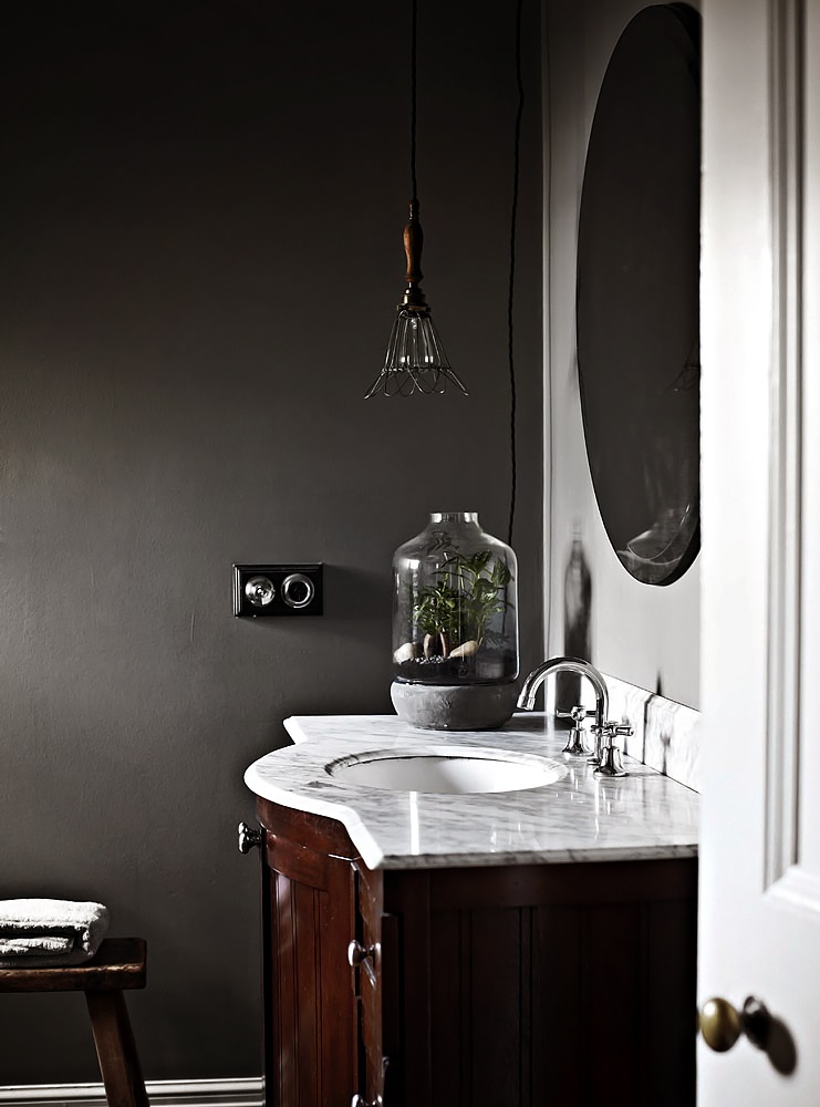 Redirecting for Dark grey bathroom accessories