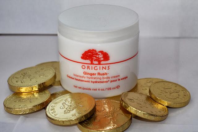 Origin Skincare Products Ginger Rush Body Cream