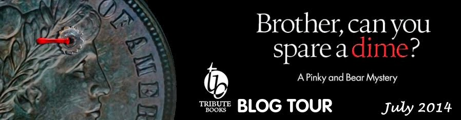 Brother, can you spare a dime? Blog Tour