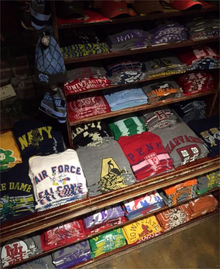 retro brand shirts