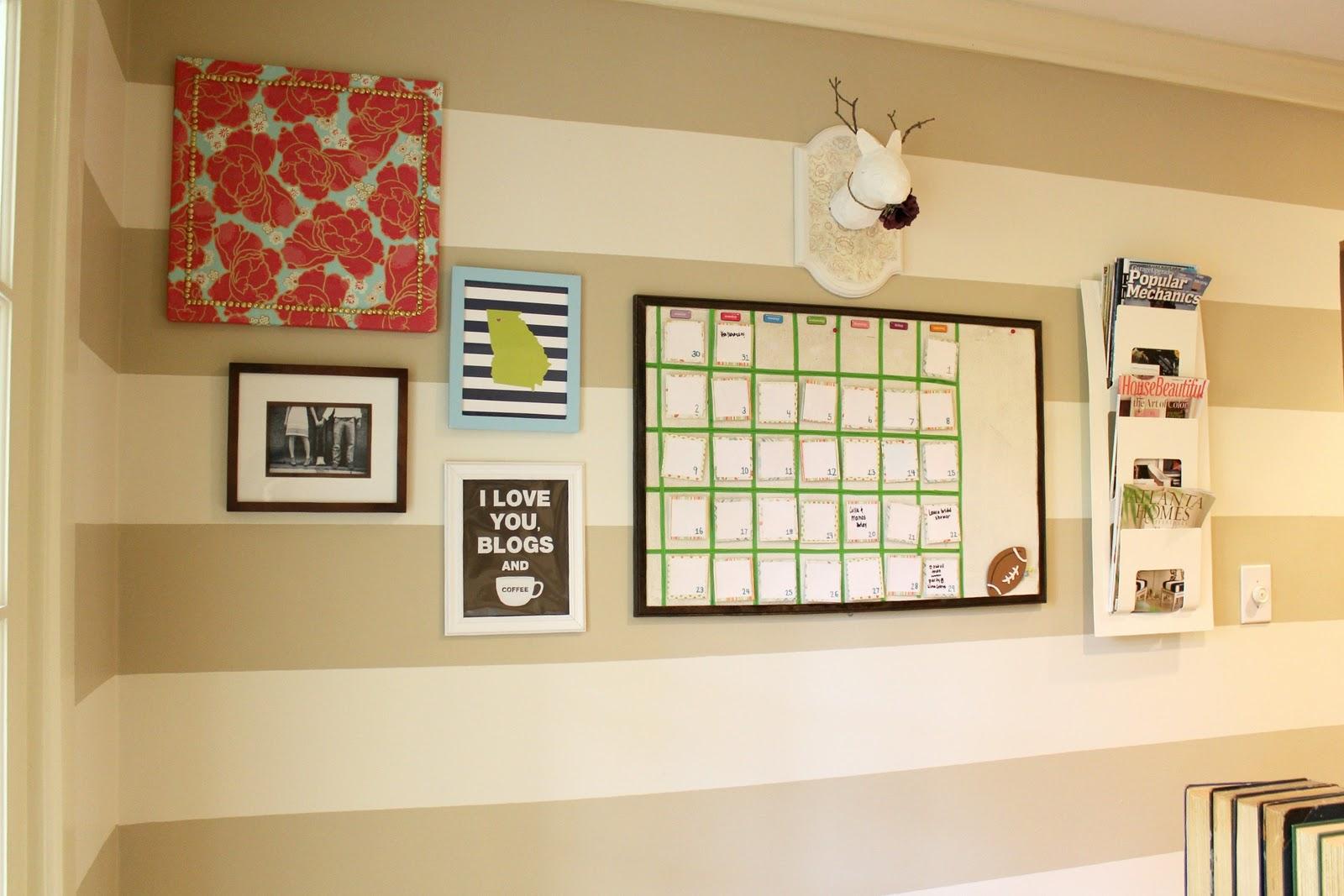 ten june diy nailhead trim art. Black Bedroom Furniture Sets. Home Design Ideas