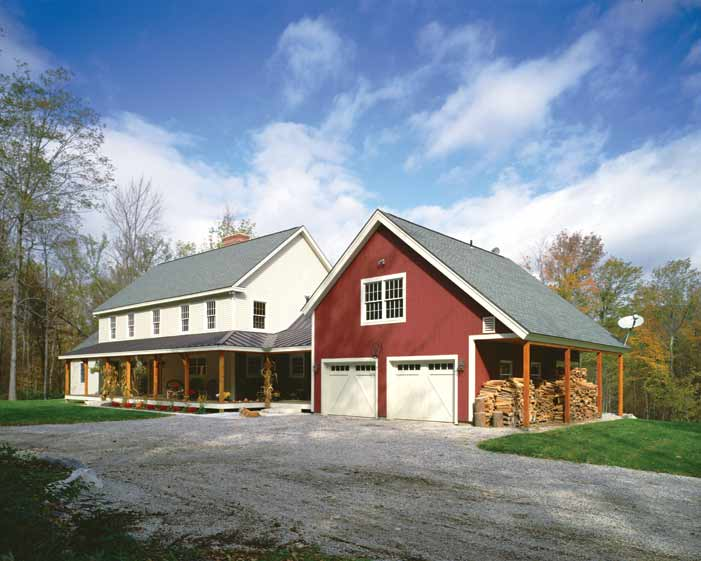 Share post and beam barn floor plans nosote for Post and beam farmhouse plans