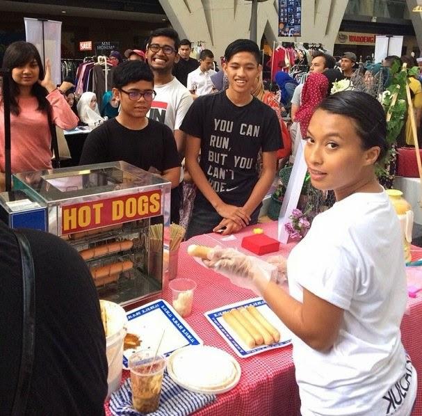 Foto Nabila Huda Pegang Sosej Disalah Erti, info, terkini, hiburan,sensasi, Nabila Huda, kontroversi,