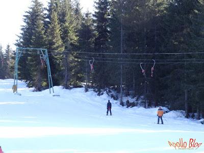 Partia de schi Bucin