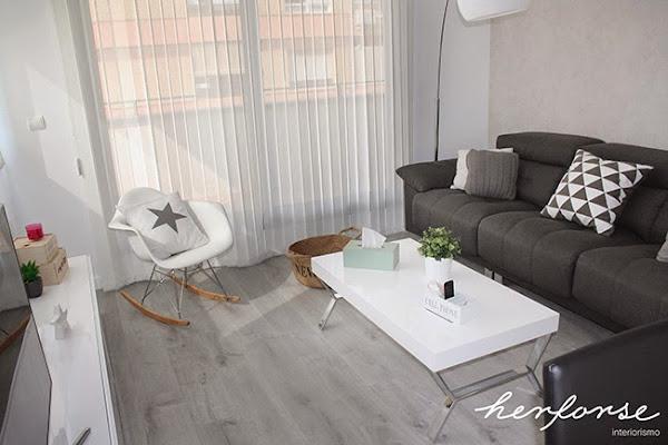 Salones turquesa decorar tu casa es for Decoracion pisos reales