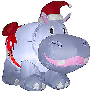 Confessions of a Holiday Junkie!: I Want a Hippopotamus for Christmas