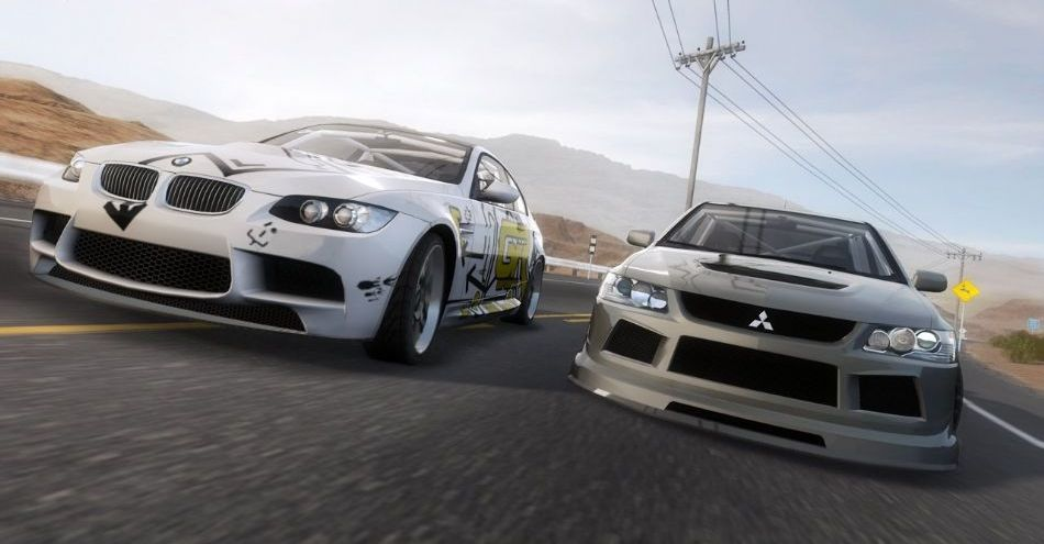 Need For Speed Pro Street Game - Free Download Full ...