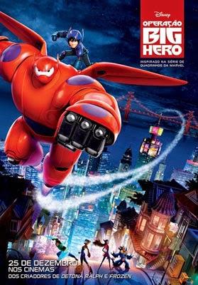 Operação Big Hero - filme