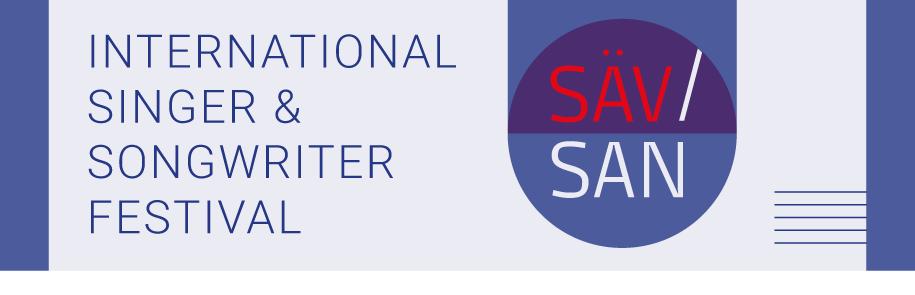SÄV/SAN – International Singer and Songwriter Festival