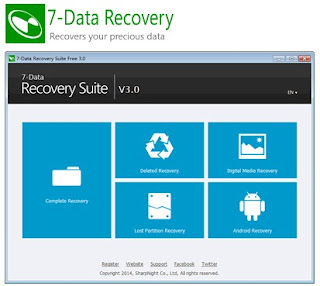 7-Data Recovery Free Download