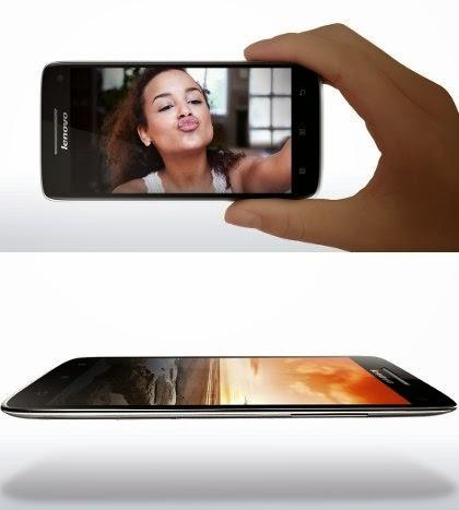 Lenovo Rilis Smartphone Selfie Setipis Pensil