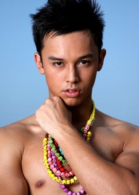 18 year old Kevin Donnell is the Mister Eco Tourism Philippines 2011