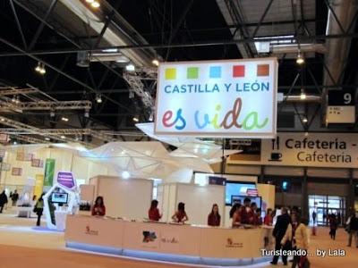 Castilla y Leon en Fitur