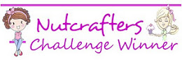 Challenge 7 Winner-Girly Winter Wonderland card